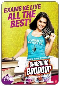 Chashme Baddoor - Poster / Capa / Cartaz - Oficial 2
