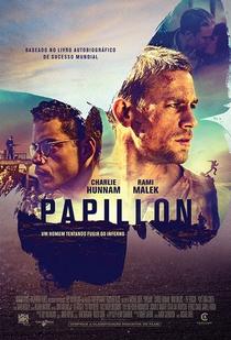 Papillon - Poster / Capa / Cartaz - Oficial 2