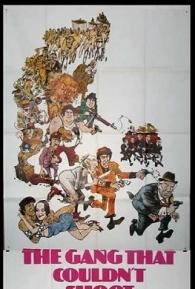Quase, Quase uma Máfia - Poster / Capa / Cartaz - Oficial 1