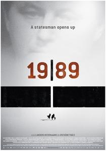 1989 - Poster / Capa / Cartaz - Oficial 1