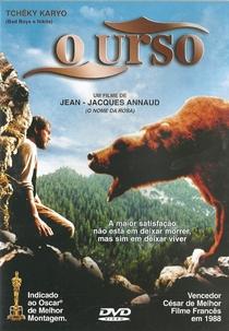 O Urso - Poster / Capa / Cartaz - Oficial 6