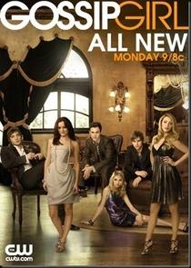 Gossip Girl: A Garota do Blog (5ª Temporada) - Poster / Capa / Cartaz - Oficial 3