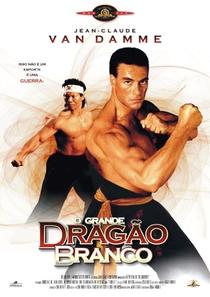 O Grande Dragão Branco - Poster / Capa / Cartaz - Oficial 5