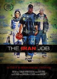 The Iran Job - Tudo Pelo Basquete - Poster / Capa / Cartaz - Oficial 1