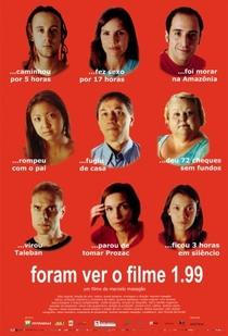 1,99 - Um Supermercado Que Vende Palavras - Poster / Capa / Cartaz - Oficial 1