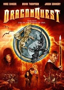 Dragonquest - Poster / Capa / Cartaz - Oficial 1