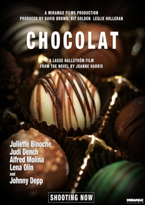 Chocolate - Poster / Capa / Cartaz - Oficial 2