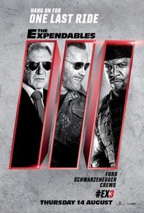 Os Mercenários 3 - Poster / Capa / Cartaz - Oficial 42