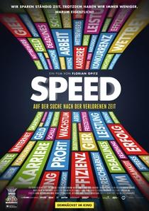 Speed - Em Busca do Tempo Perdido - Poster / Capa / Cartaz - Oficial 1
