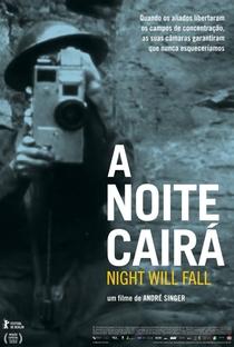 A Noite Cairá - Poster / Capa / Cartaz - Oficial 1
