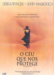 O Céu Que Nos Protege - Poster / Capa / Cartaz - Oficial 6
