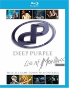 Deep Purple ao vivo em Montreux (Deep Purple Live: They All Came Down to Montreux)