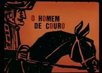 O Homem de Couro - Poster / Capa / Cartaz - Oficial 1