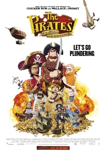 Piratas Pirados! - Poster / Capa / Cartaz - Oficial 5