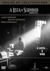 A Lista de Schindler - Poster / Capa / Cartaz - Oficial 5