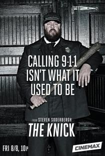 The Knick (1ª Temporada) - Poster / Capa / Cartaz - Oficial 8