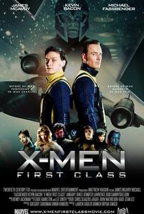 X-Men: Primeira Classe - Poster / Capa / Cartaz - Oficial 11