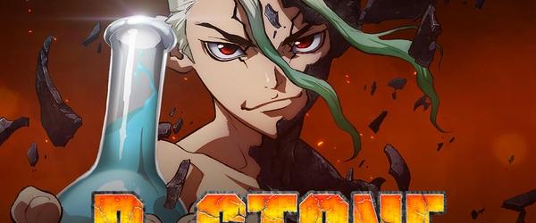 Dr. Stone - Resenha do anime - Meta Galaxia