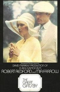O Grande Gatsby - Poster / Capa / Cartaz - Oficial 2