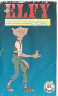 Elfy, O Duende Que Caiu do Céu - Poster / Capa / Cartaz - Oficial 4