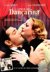 Amor de Dançarina - Poster / Capa / Cartaz - Oficial 5
