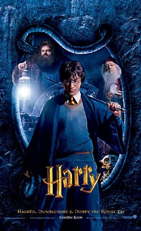 a3fcf5385 ... Harry Potter e a Câmara Secreta - Poster   Capa   Cartaz - Oficial 10  ...