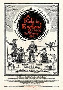 A Field in England - Poster / Capa / Cartaz - Oficial 4