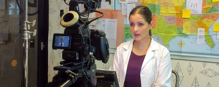 Nana Gouvêa vai estrelar filme de ficção científica em Hollywood