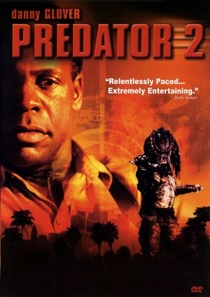 Predador 2 - A Caçada Continua - Poster / Capa / Cartaz - Oficial 6
