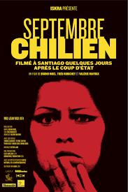 Setembro Chileno - Poster / Capa / Cartaz - Oficial 1