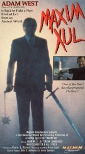 Maxim Xul - O Último Demônio  - Poster / Capa / Cartaz - Oficial 2