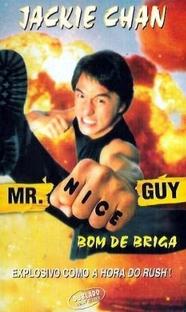 Mr. Nice Guy - Bom de Briga - Poster / Capa / Cartaz - Oficial 3