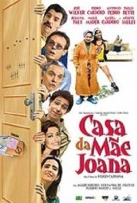 Casa da Mãe Joana - Poster / Capa / Cartaz - Oficial 1