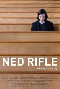 Ned Rifle - Poster / Capa / Cartaz - Oficial 1