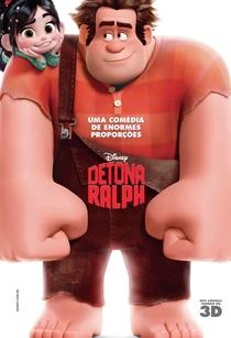 Detona Ralph - Poster / Capa / Cartaz - Oficial 13