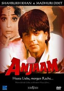 Anjaam - Poster / Capa / Cartaz - Oficial 1