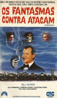 Os Fantasmas Contra Atacam - Poster / Capa / Cartaz - Oficial 2
