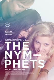 The Nymphets - Poster / Capa / Cartaz - Oficial 1