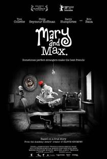 Mary e Max: Uma Amizade Diferente - Poster / Capa / Cartaz - Oficial 10