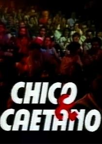 Programa Chico & Caetano  - Poster / Capa / Cartaz - Oficial 1