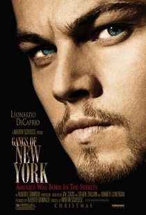 Gangues de Nova York - Poster / Capa / Cartaz - Oficial 4