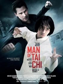 O Homem do Tai Chi - Poster / Capa / Cartaz - Oficial 1