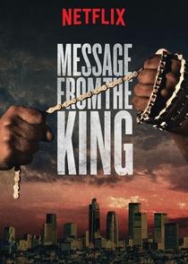 King: Uma História de Vingança - Poster / Capa / Cartaz - Oficial 2