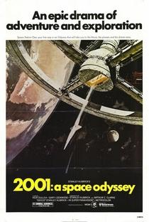 2001: Uma Odisseia no Espaço - Poster / Capa / Cartaz - Oficial 2
