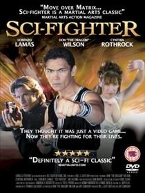 Sci-Fighter - Confronto de Campeões - Poster / Capa / Cartaz - Oficial 1