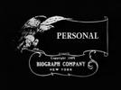 Anúncio Pessoal (Personal)