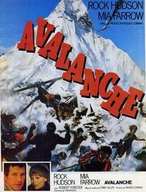 Avalanche - Poster / Capa / Cartaz - Oficial 3