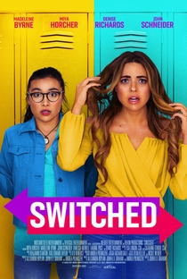 Switched - Poster / Capa / Cartaz - Oficial 1