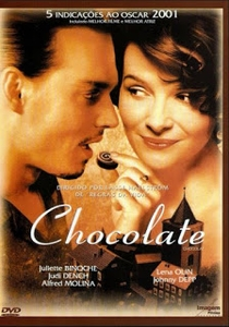 Chocolate - Poster / Capa / Cartaz - Oficial 4