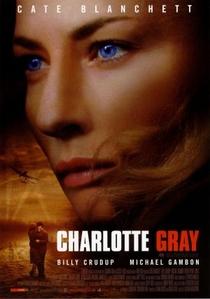Charlotte Gray - Paixão Sem Fronteiras - Poster / Capa / Cartaz - Oficial 3